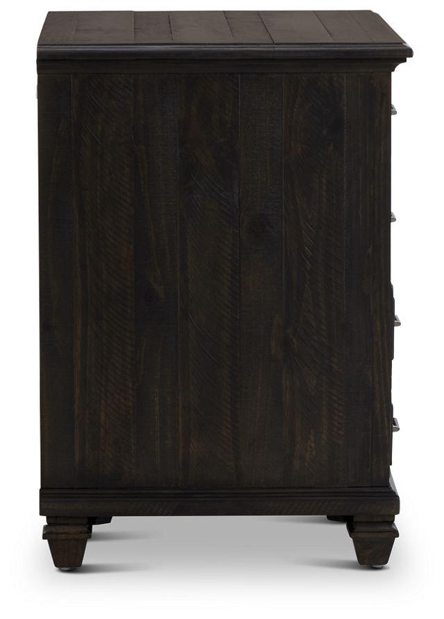 Sonoma Dark Tone File Cabinet (3)