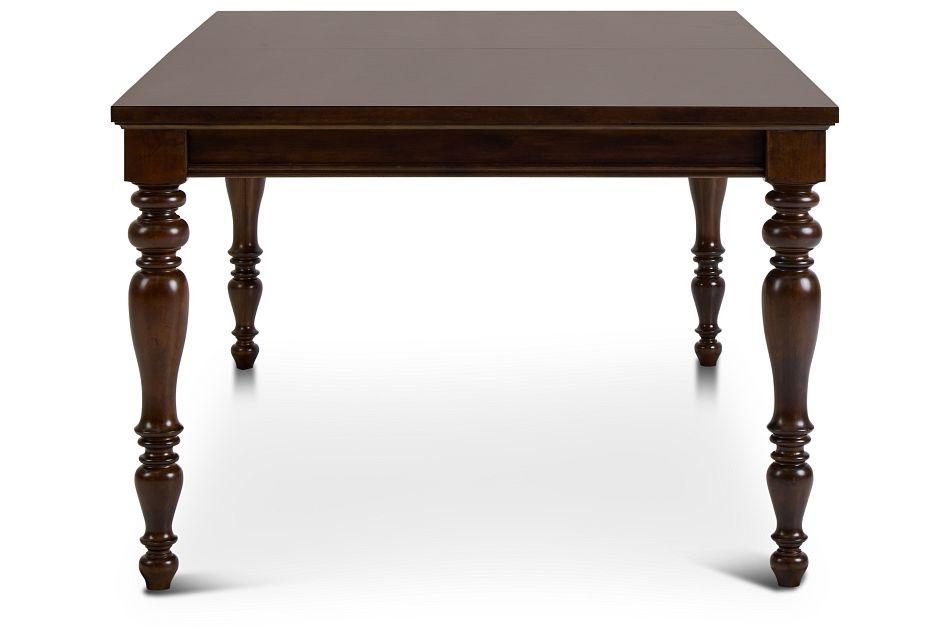Savannah Dark Tone Rectangular Table,  (3)