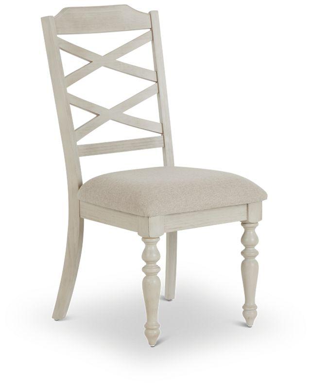 Lexington Ivory Side Chair (1)