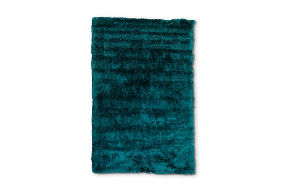 Allure Teal 5x8 Area Rug