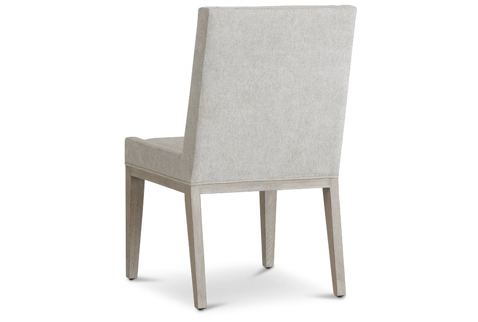 Linea Light Tone Side Chair
