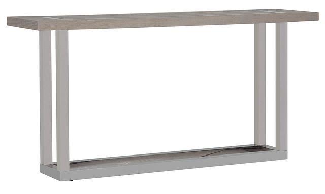 Berlin Light Tone Wood Sofa Table (1)