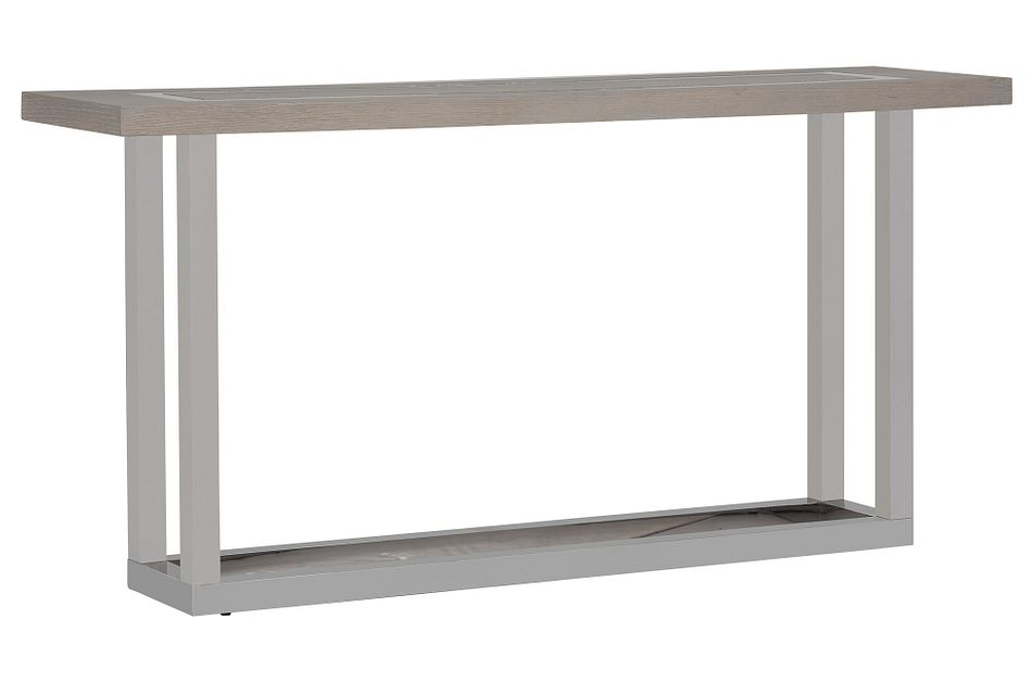 Berlin Light Tone Wood Sofa Table