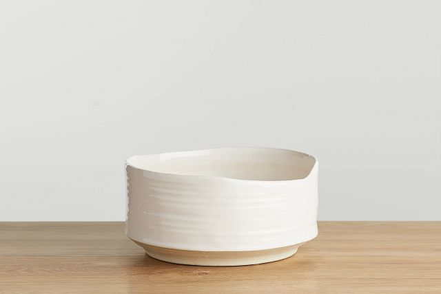Abree Beige Large Bowl (0)