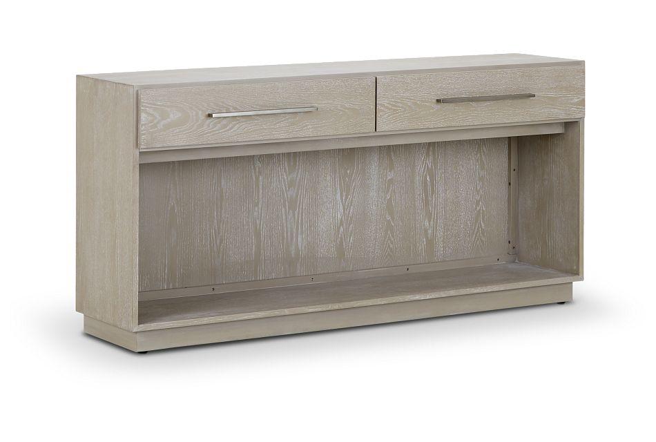 Destination Light Tone Sofa Table, %%bed_Size%% (2)