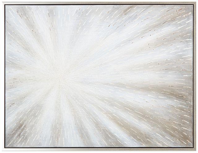 Gem White Framed Canvas Wall Art (0)