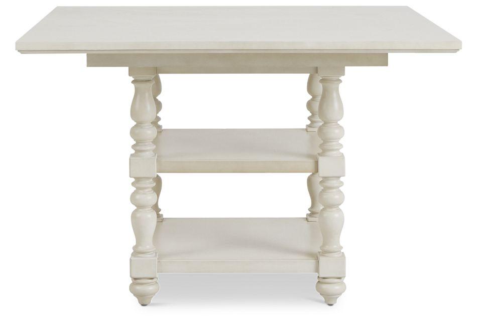 Savannah Ivory High Dining Table,  (3)