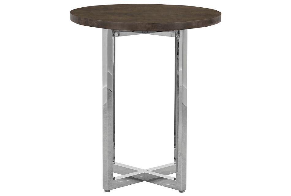 Amalfi Wood Pub Table