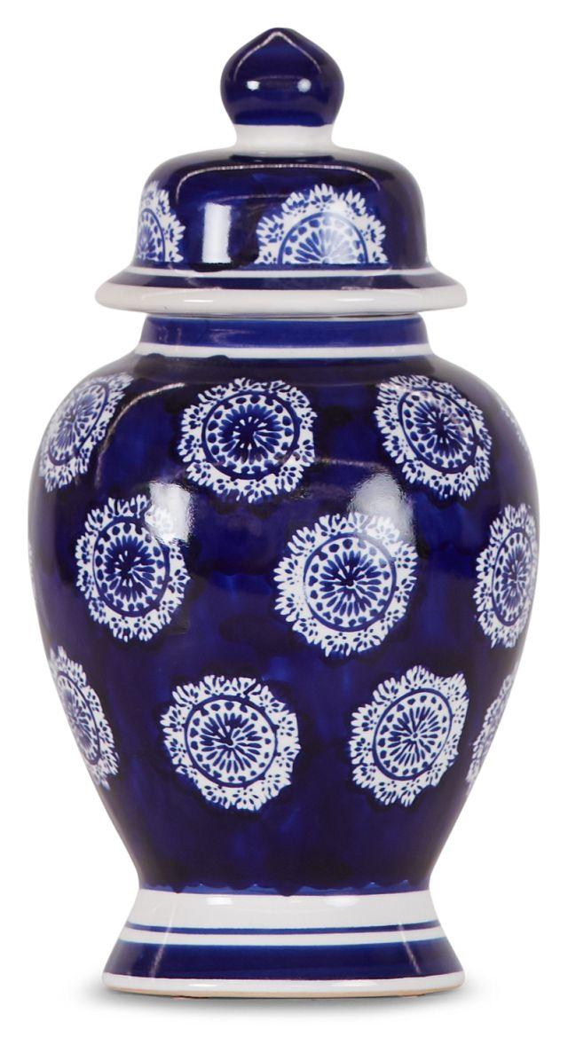 Lila Blue Jar (1)