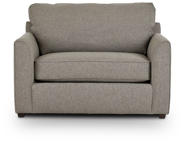 Asheville Brown Fabric Memory Foam Sleeper (3)