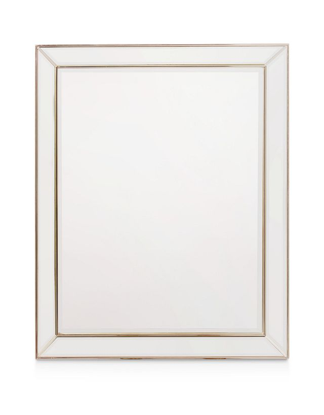 Monroe Mirrored Accent Mirror (0)