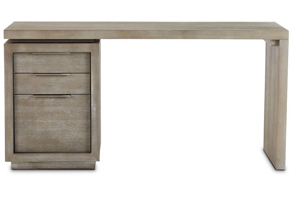 Madden Light Tone Desk,  (2)