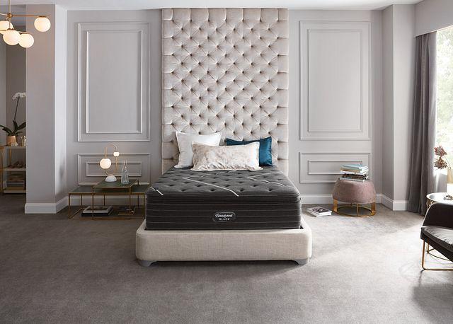 Beautyrest Black C-class Plush Pillowtop Mattress Set (2)
