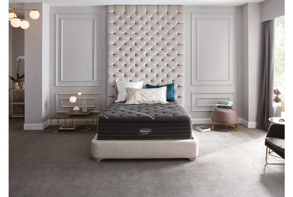Beautyrest Black C-class Plush Pillowtop Mattress Set