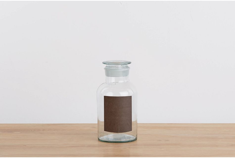 Carson X-large Glass Jar