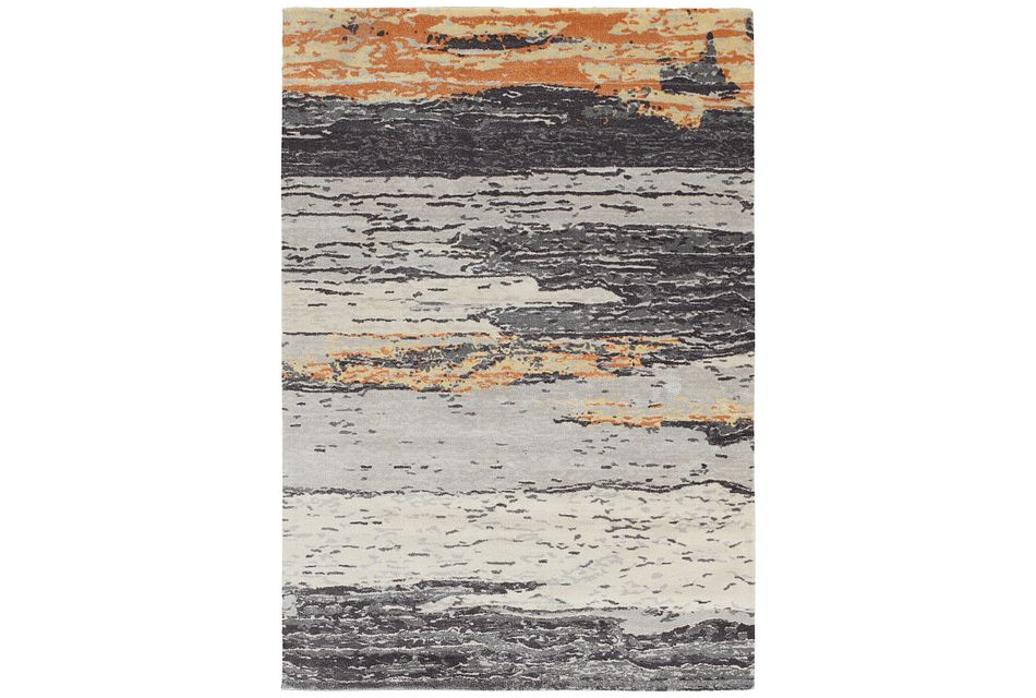 Dani Multicolored 5x8 Area Rug