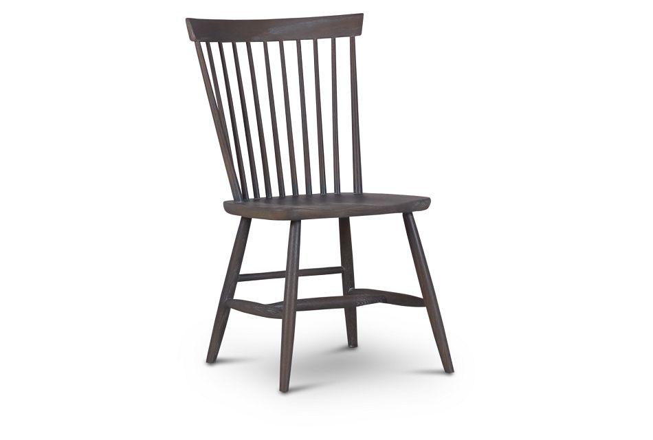 Bungalow Mid Tone Desk Chair