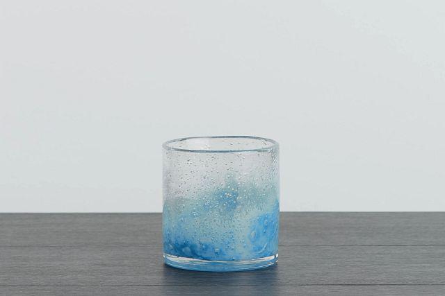 Allie Blue Vase (0)