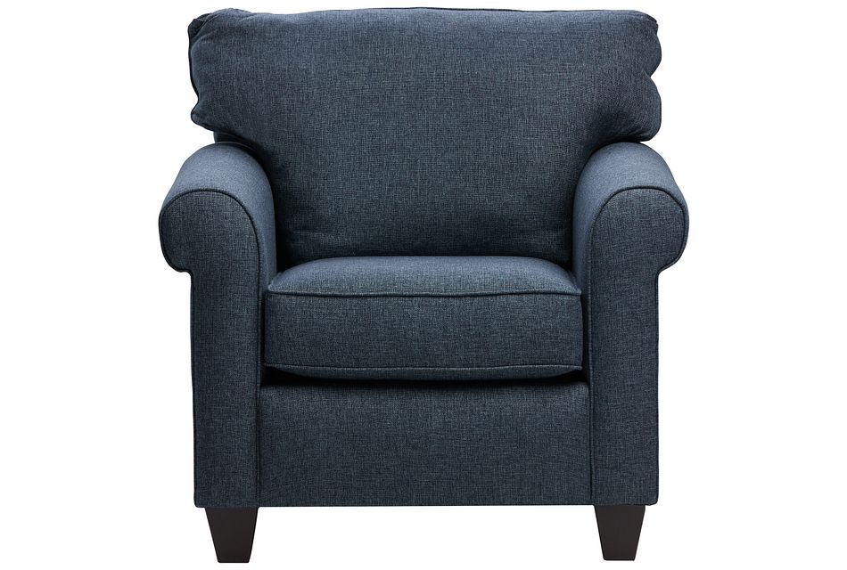 Cameron Blue Fabric Chair