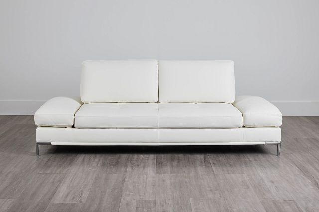 Camden White Micro Sofa (0)