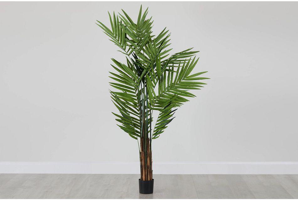 Koa 7' Palm