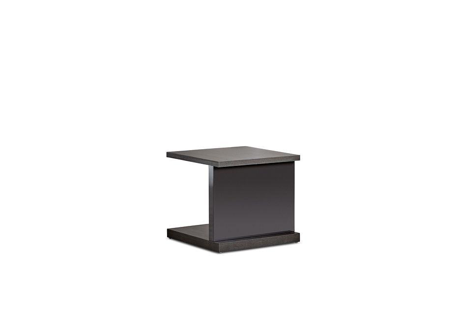 Caelan Dark Tone End Table