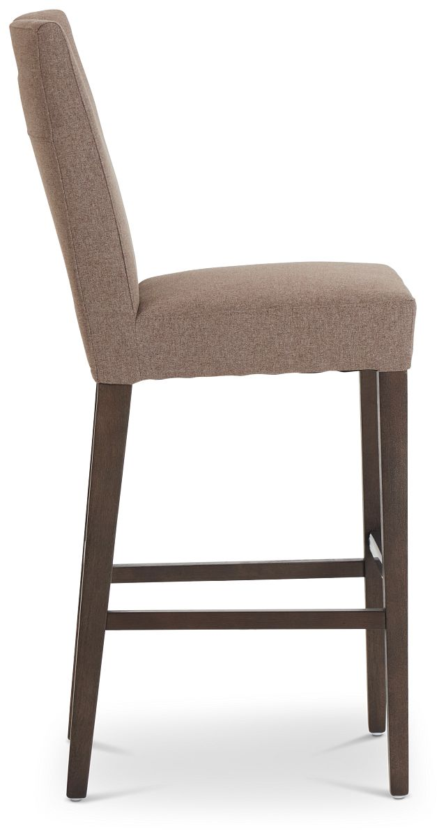 "Stout Brown 30"" Upholstered Barstool (2)"