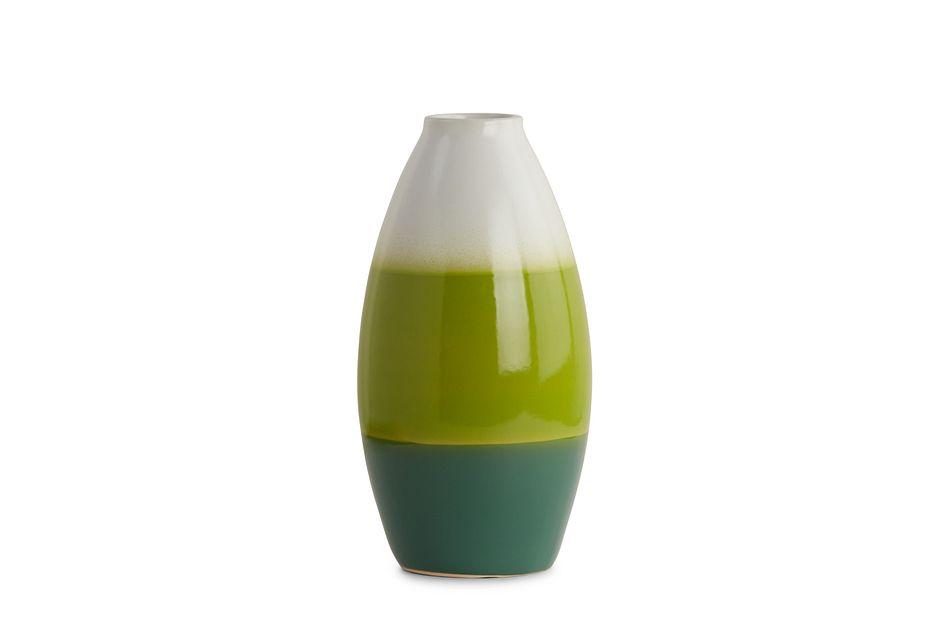 Deane Green Vase