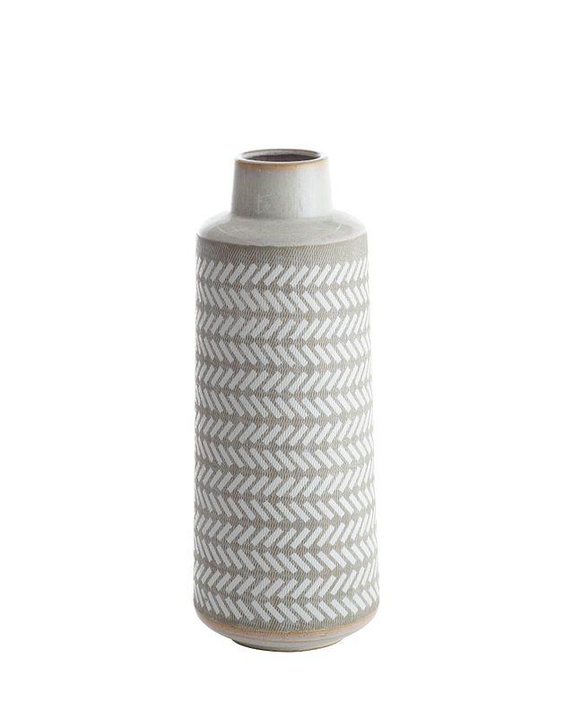 Clover White Large Vase (0)