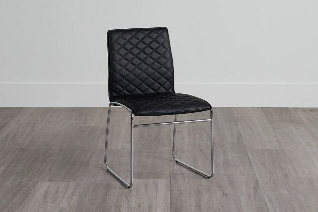 Skyline Black Metal Side Chair (0)