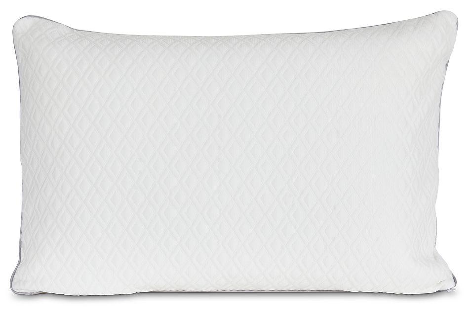 Rest & Renew Shredded Memory Foam   Side Sleeper Pillow