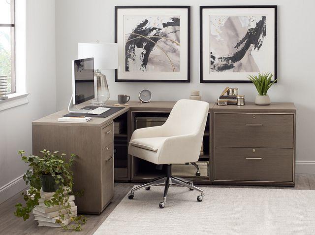 Highline Gray L Desk (1)
