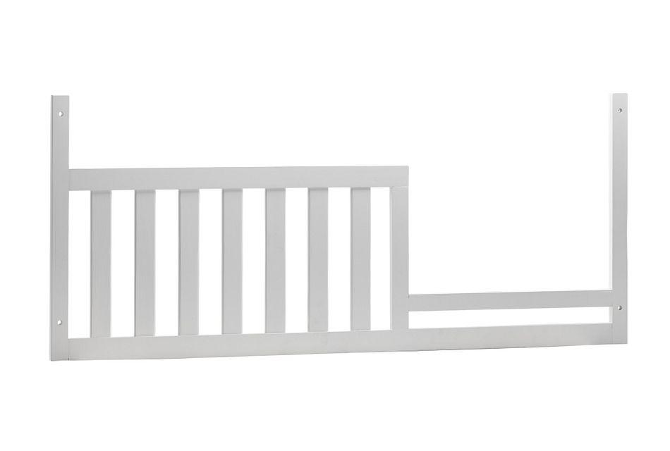 Willowbrook White Toddler Guard Rail