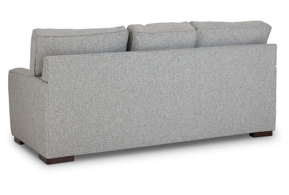 Austin Gray Fabric Innerspring Sleeper