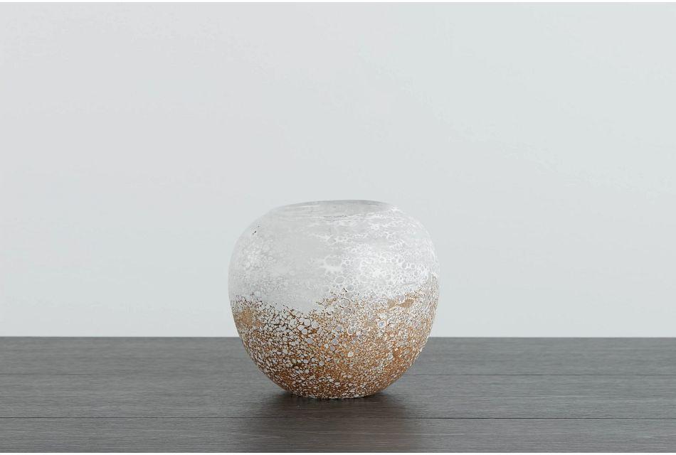 Bea Beige Vase