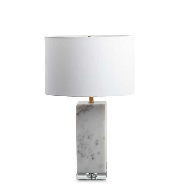Simply White Table Lamp (1)