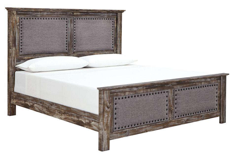 Lynnton Panel Bed