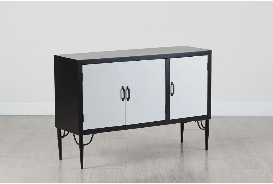 Malcolm Two-tone Cabinet