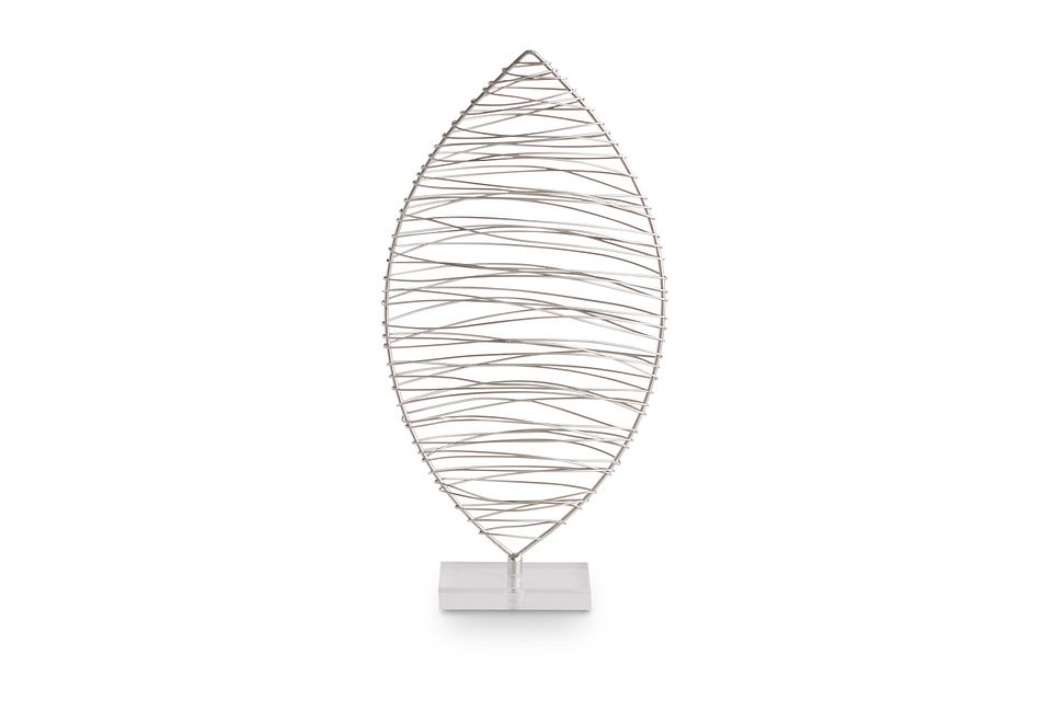 Zoui White Large Tabletop Accessory