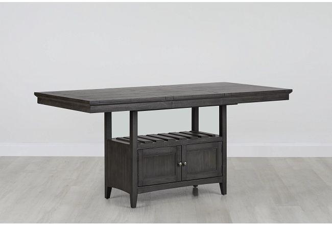 Heron Cove Dark Tone High Dining Table