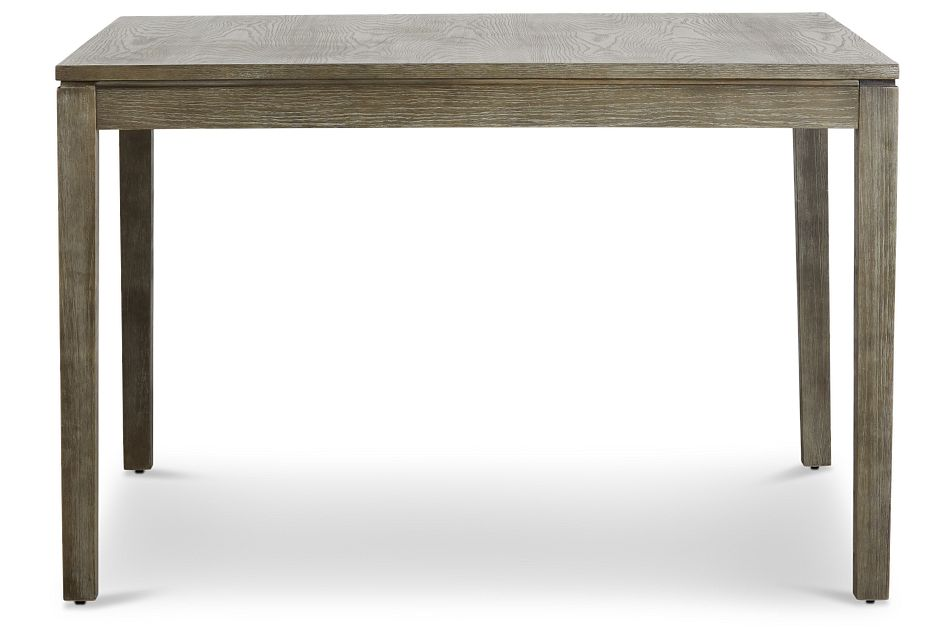 Bravo Dark Tone Square High Dining Table,  (3)