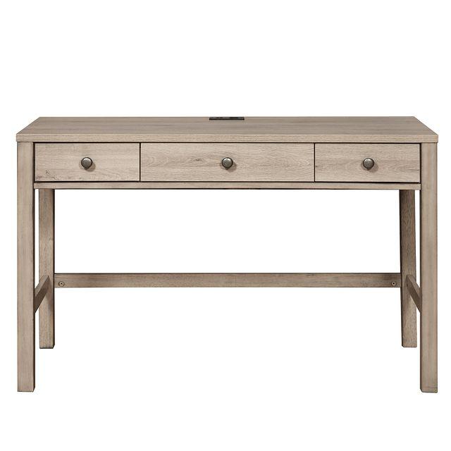 Rivercreek Gray Wood Desk (0)