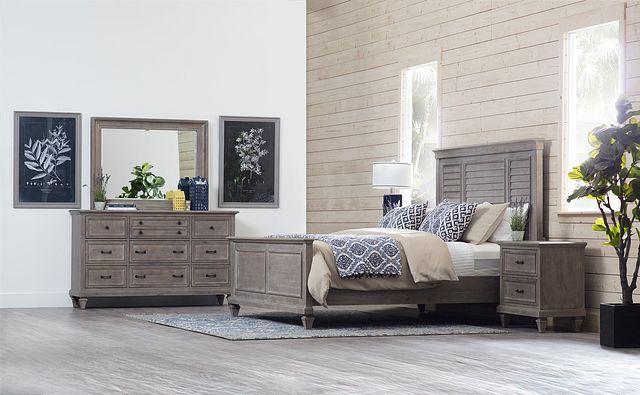 Sonoma Light Tone Panel Bedroom (0)