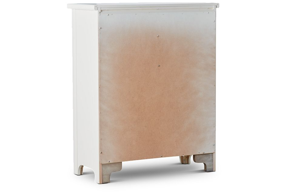Bungalow Ivory 5-drawer Chest