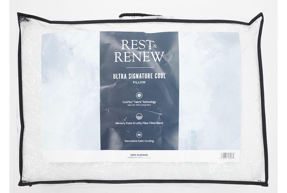 Ultra Signature Cool   Side Sleeper Pillow
