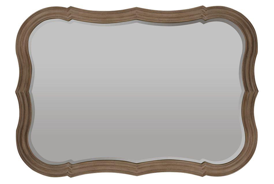 Haddie Light Tone Mirror