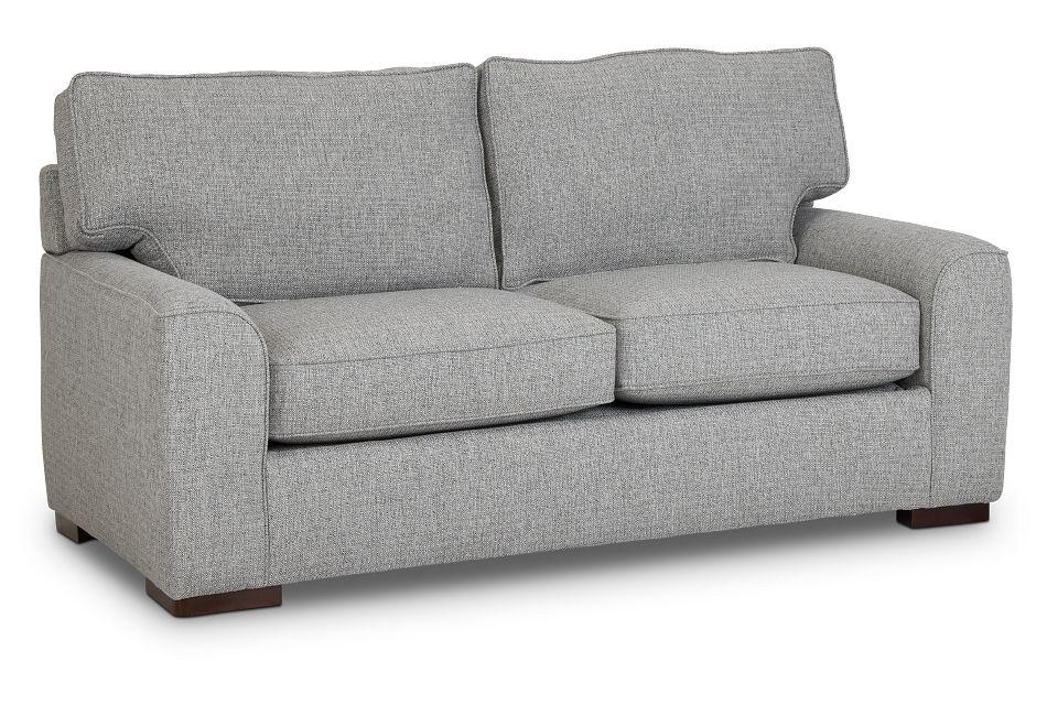Austin Gray Fabric Innerspring Sleeper, Full (2)
