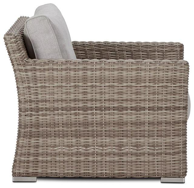 Raleigh Gray Woven Chair (1)