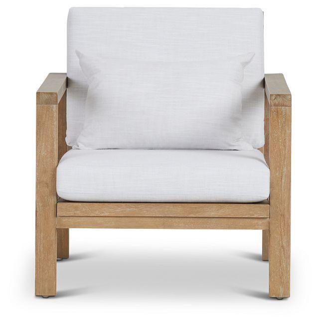 Nantucket Light Tone Woven Accent Chair (3)