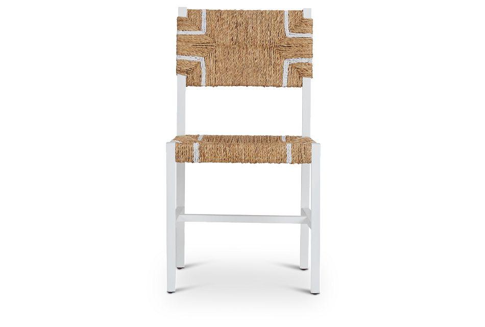Nantucket Light Tone Woven Side Chair,  (3)
